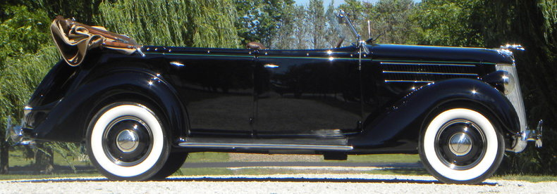 1936 Ford Model 68 Image 34
