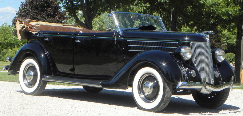 1936 Ford Model 68 Image 35