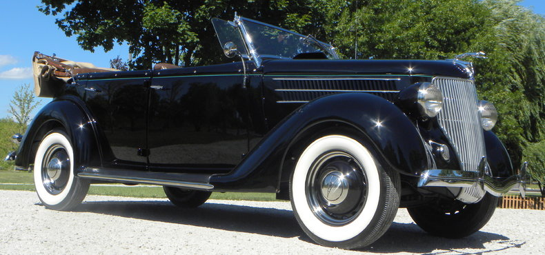 1936 Ford Model 68 Image 36