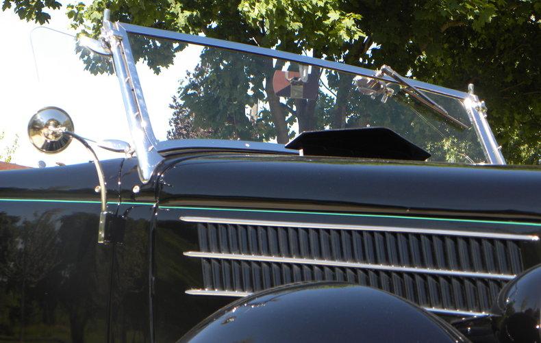 1936 Ford Model 68 Image 38