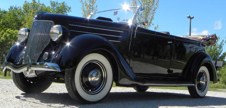 1936 Ford Model 68 Image 40