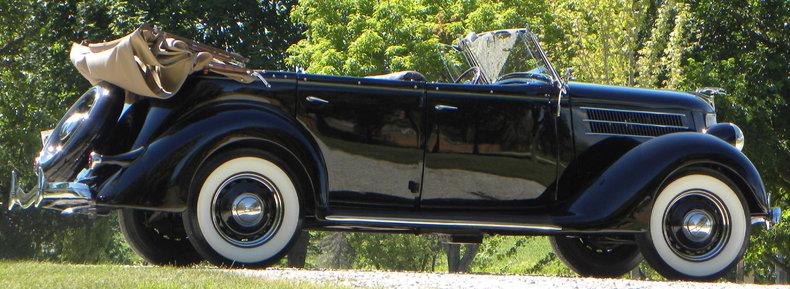 1936 Ford Model 68 Image 41