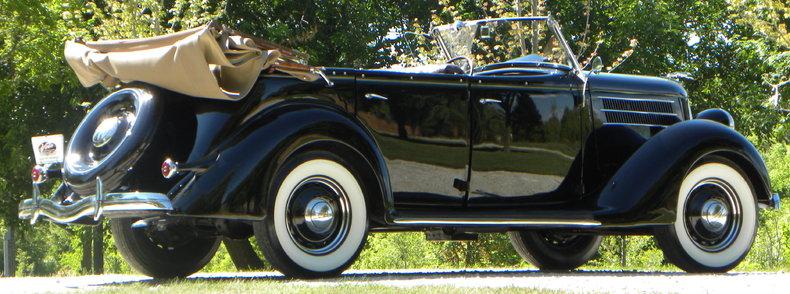 1936 Ford Model 68 Image 42