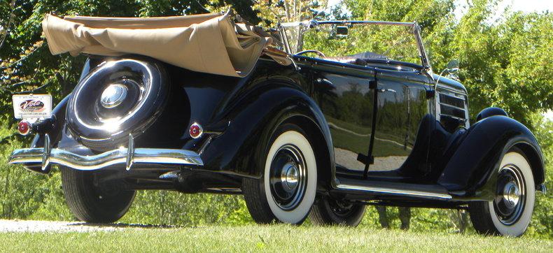 1936 Ford Model 68 Image 43