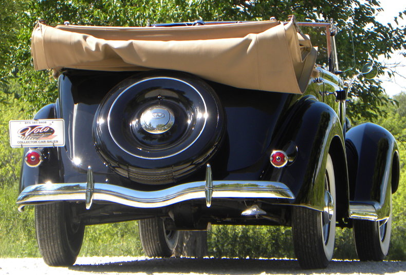 1936 Ford Model 68 Image 44