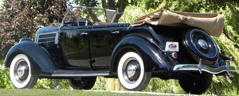 1936 Ford Model 68 Image 45