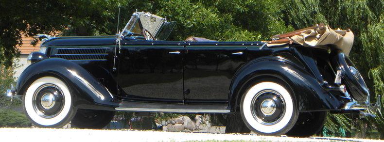 1936 Ford Model 68 Image 46