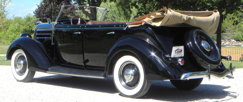 1936 Ford Model 68 Image 47
