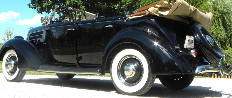 1936 Ford Model 68 Image 48