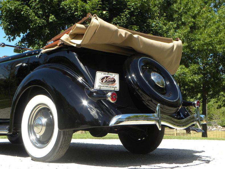 1936 Ford Model 68 Image 49