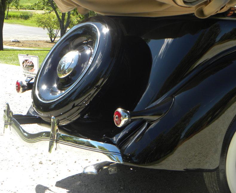 1936 Ford Model 68 Image 54