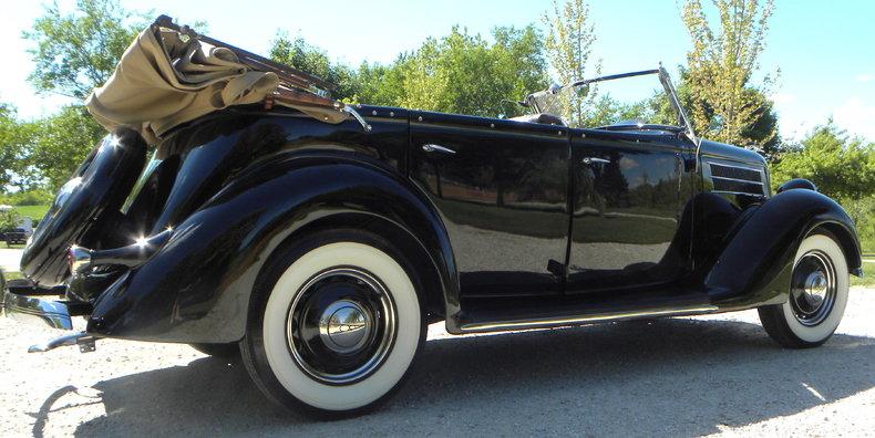 1936 Ford Model 68 Image 55