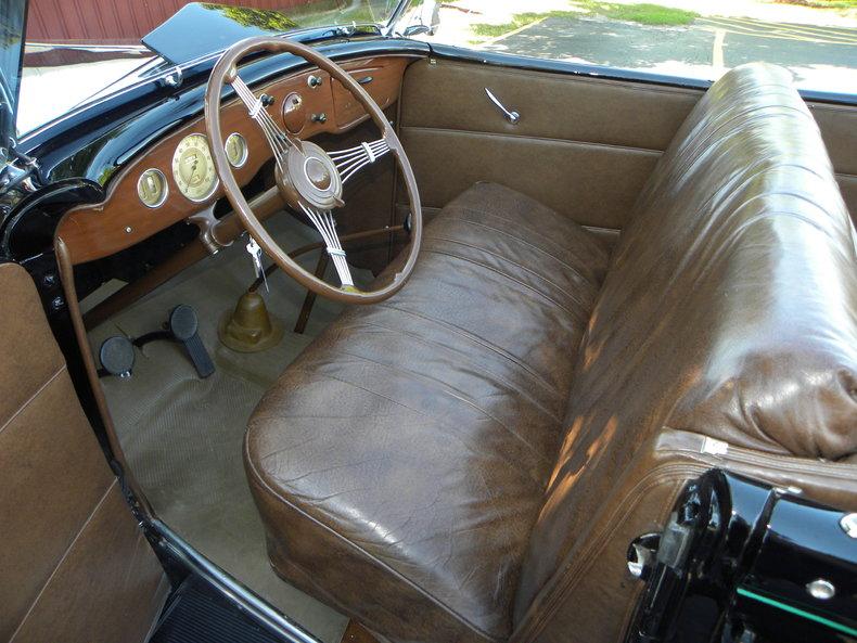 1936 Ford Model 68 Image 61