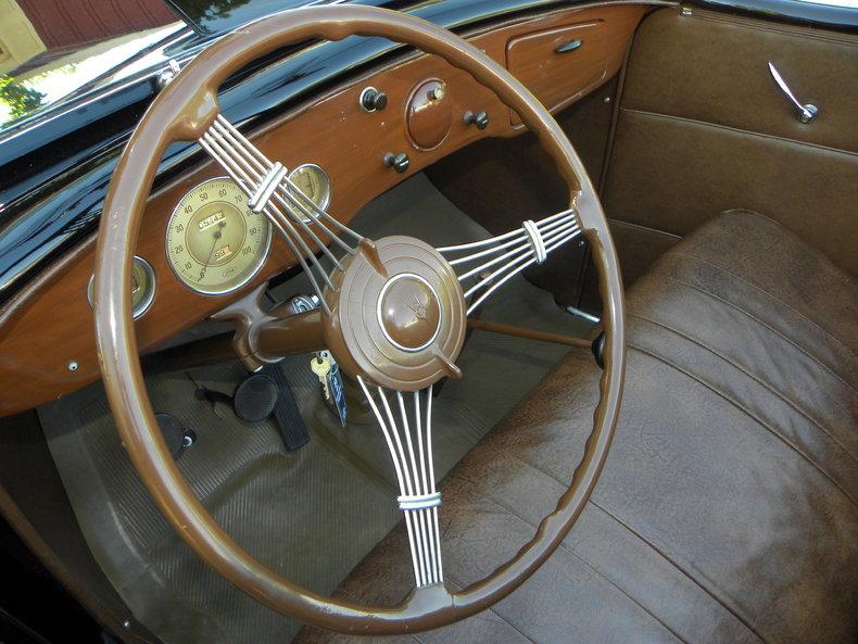 1936 Ford Model 68 Image 63