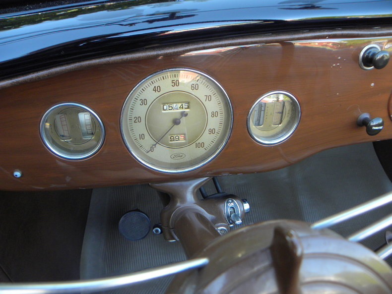 1936 Ford Model 68 Image 64