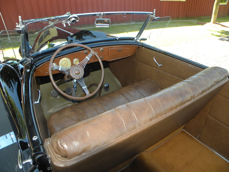 1936 Ford Model 68 Image 68