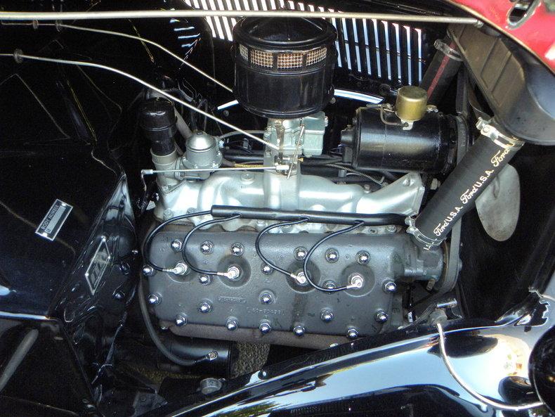 1936 Ford Model 68 Image 79