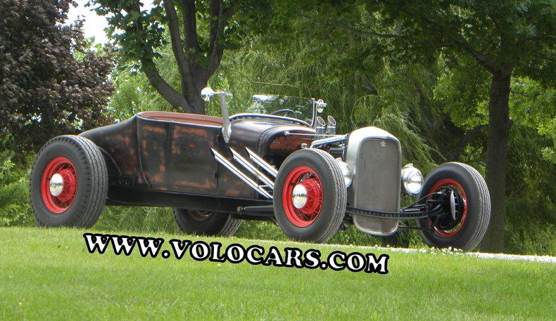 1927 Ford Street Rod Image 1