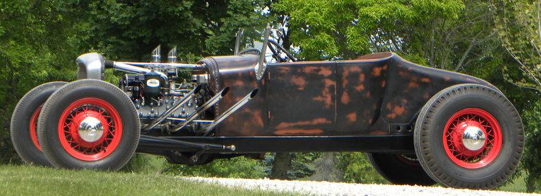 1927 Ford Street Rod Image 2