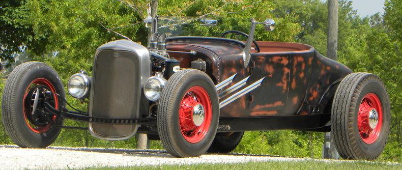 1927 Ford Street Rod Image 4