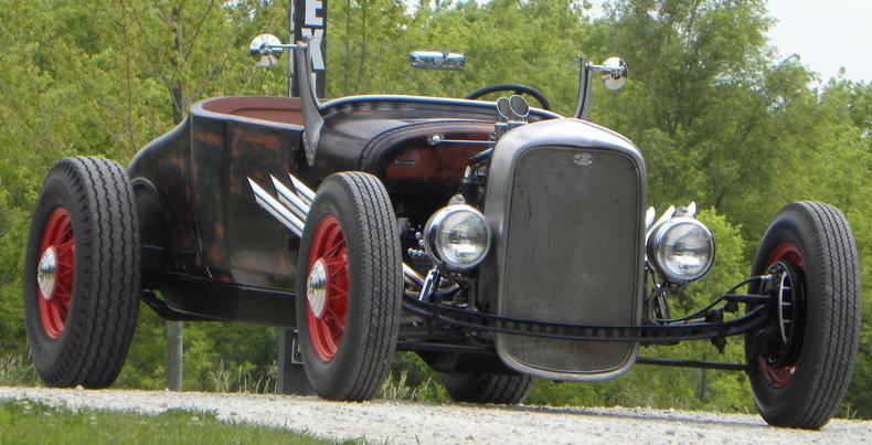 1927 Ford Street Rod Image 7