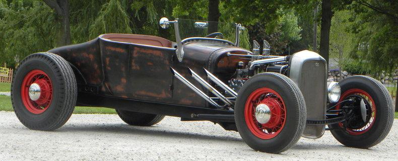 1927 Ford Street Rod Image 10