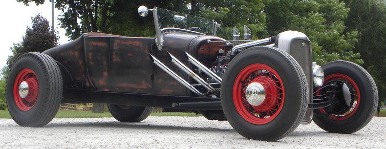 1927 Ford Street Rod Image 11