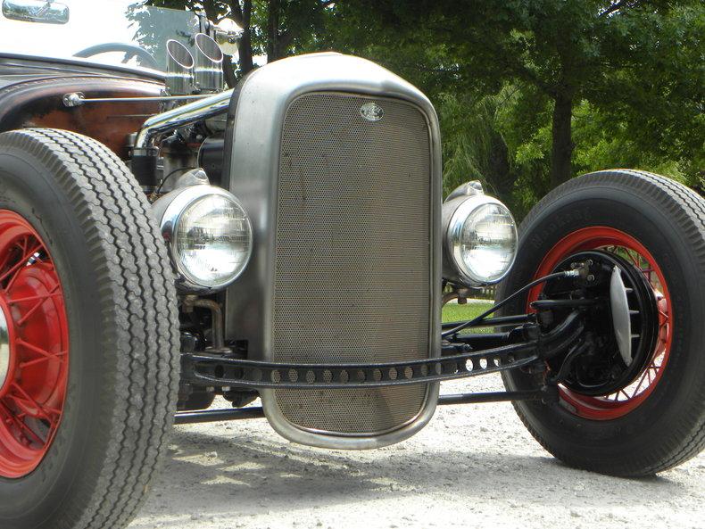 1927 Ford Street Rod Image 13