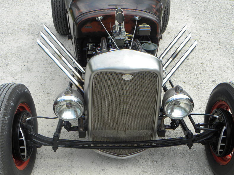 1927 Ford Street Rod Image 19