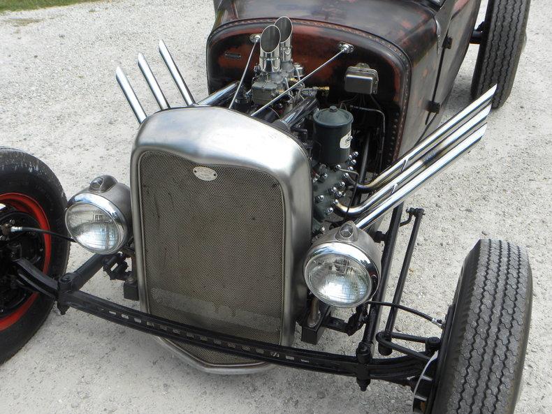 1927 Ford Street Rod Image 20