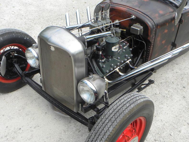 1927 Ford Street Rod Image 21