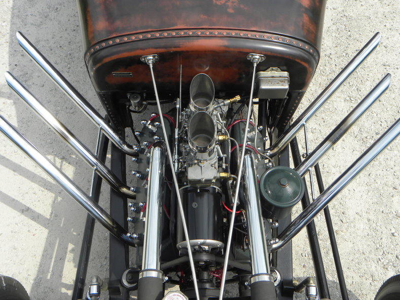 1927 Ford Street Rod Image 30