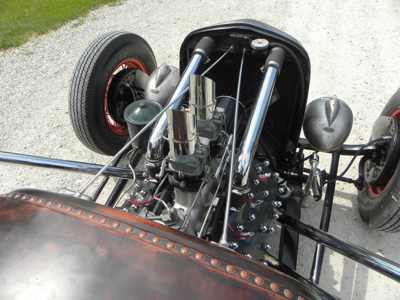1927 Ford Street Rod Image 36