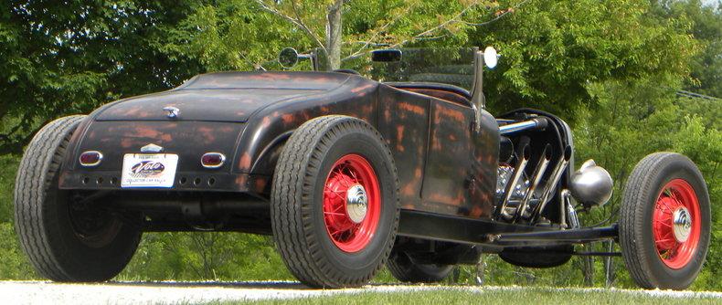 1927 Ford Street Rod Image 39