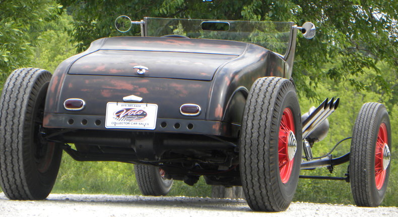 1927 Ford Street Rod Image 40