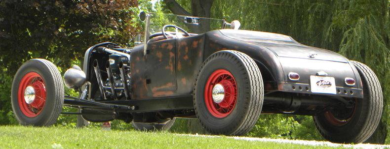 1927 Ford Street Rod Image 41