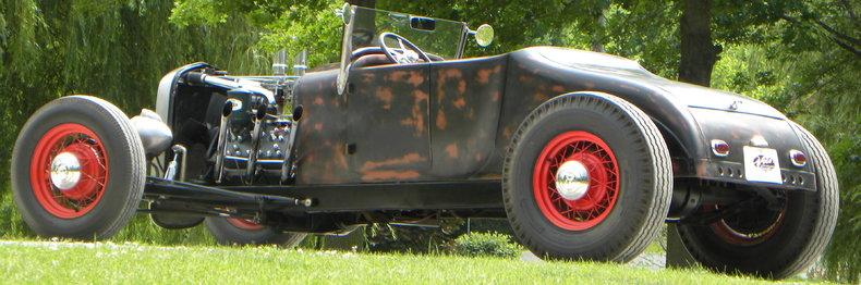 1927 Ford Street Rod Image 42