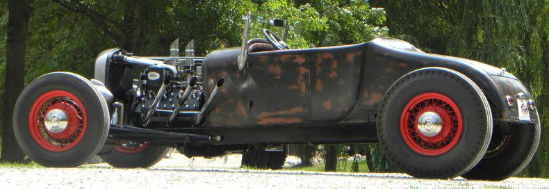1927 Ford Street Rod Image 43