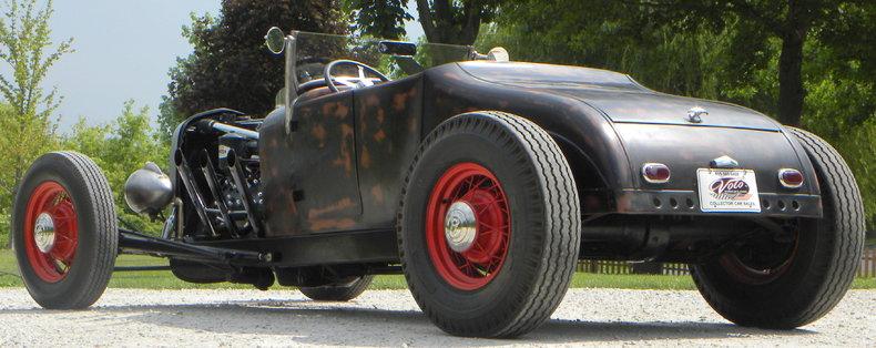 1927 Ford Street Rod Image 45