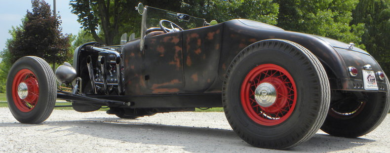 1927 Ford Street Rod Image 46