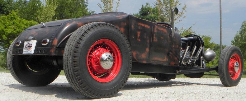 1927 Ford Street Rod Image 53