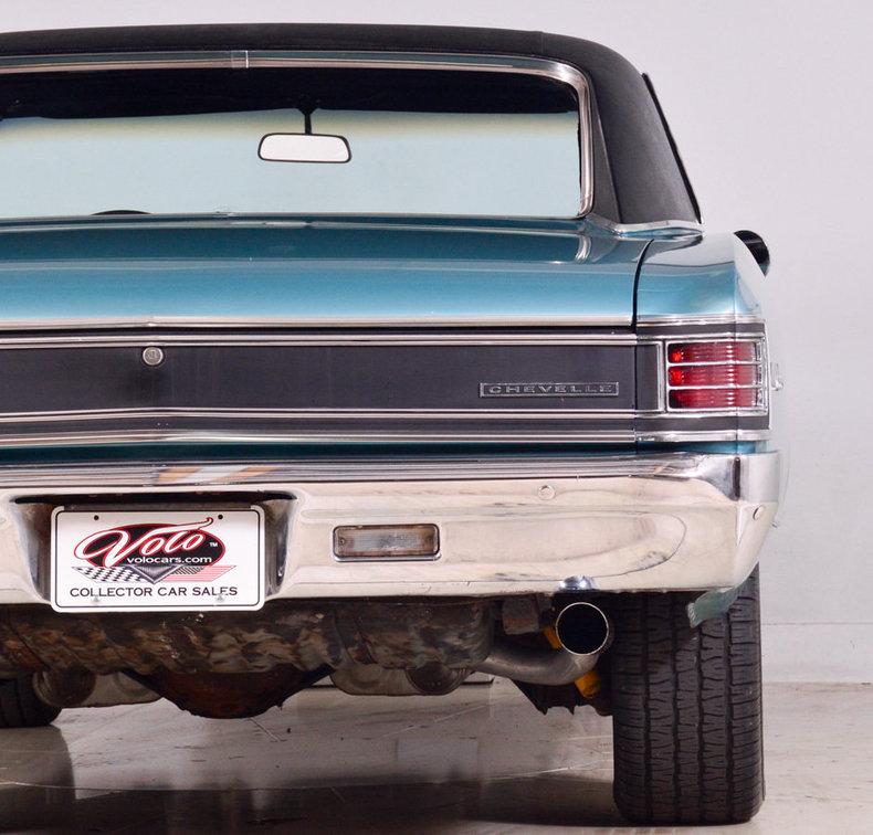 1967 Chevrolet Chevelle Image 52