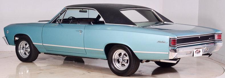 1967 Chevrolet Chevelle Image 30