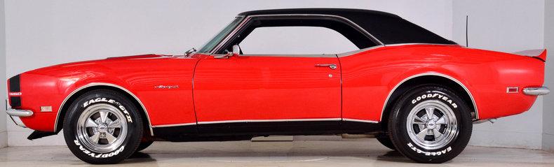 1968 Chevrolet Camaro Image 42