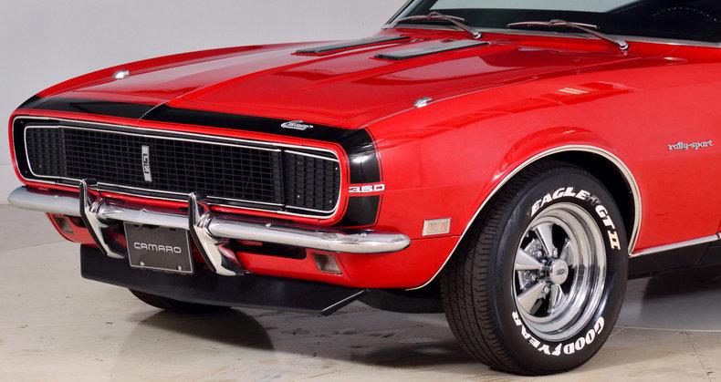 1968 Chevrolet Camaro Image 11