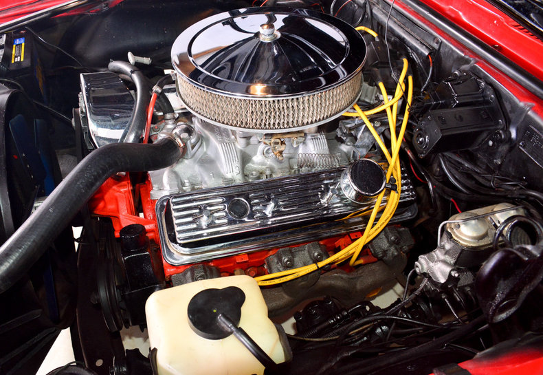1968 Chevrolet Camaro Image 43
