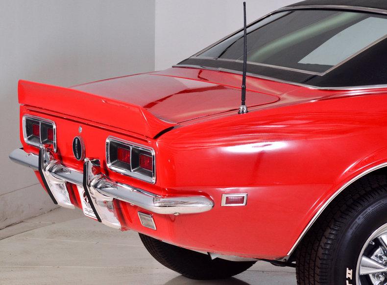 1968 Chevrolet Camaro Image 56