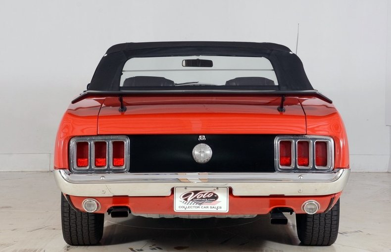 1970 Ford Mustang Image 25