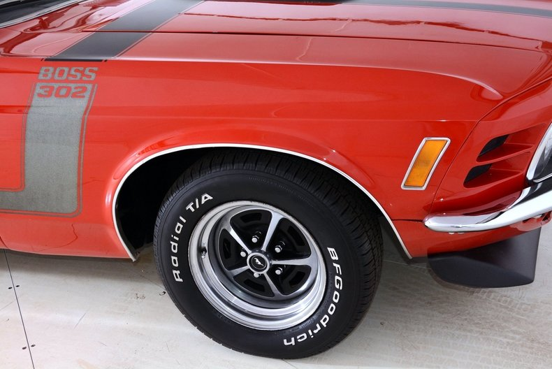 1970 Ford Mustang Image 40