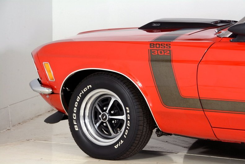 1970 Ford Mustang Image 47